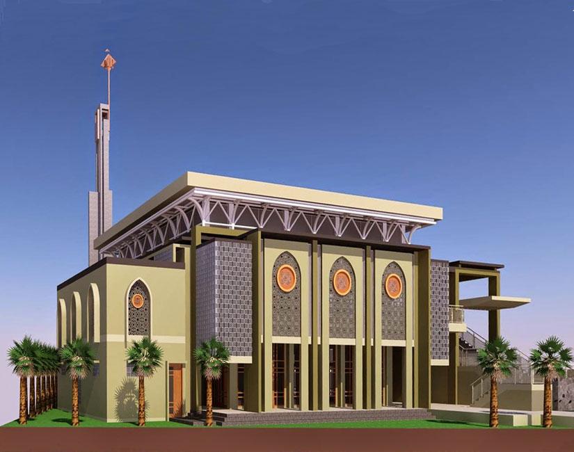 Selamat Datang di Website Masjid Al-Hijrah Tytyan Kencana