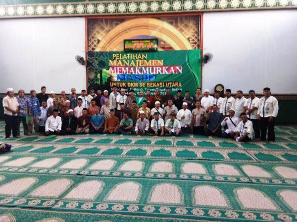 Pelatihan Managemen Memakmurkan Masjid