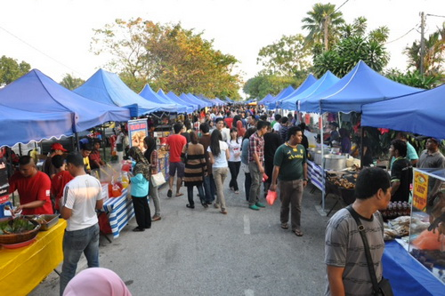 Bazaar Ramadhan Al Hijrah 2019